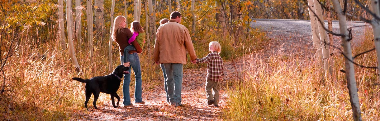 family-walking-a-trail-in-managed-forest